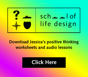Download worksheets and audio lessons at the School of Life Design